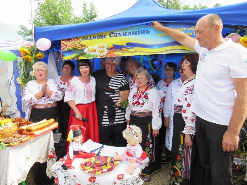 Вперше у селі Голосків відбулось грандіозне святкування Івана Купала, фото-8, Фото: Гуменецька ОТГ