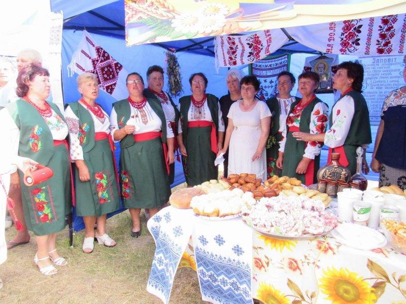 Вперше у селі Голосків відбулось грандіозне святкування Івана Купала, фото-9, Фото: Гуменецька ОТГ