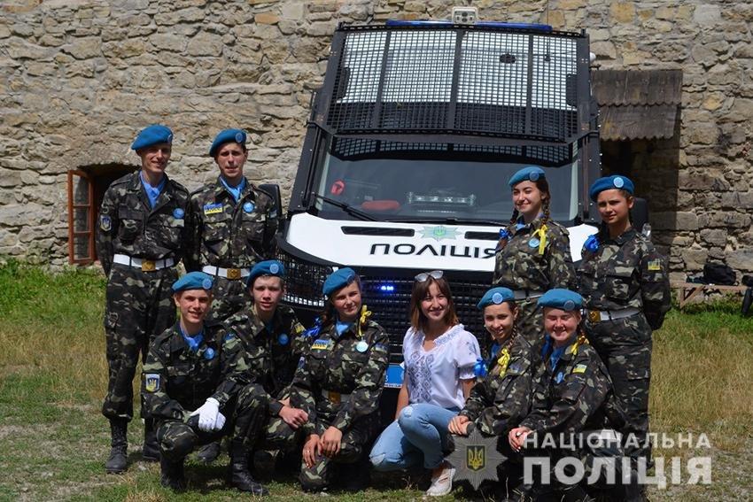 """У Кам'янці розгорнувся військово-патріотичний наметовий табір """"Chekpoint-2019"""", фото-3"""