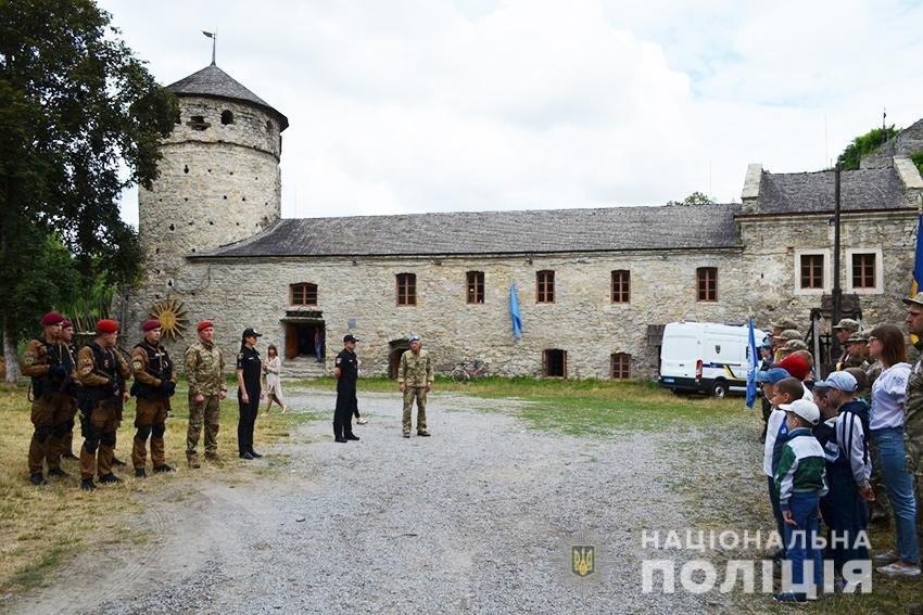 """У Кам'янці розгорнувся військово-патріотичний наметовий табір """"Chekpoint-2019"""", фото-5"""