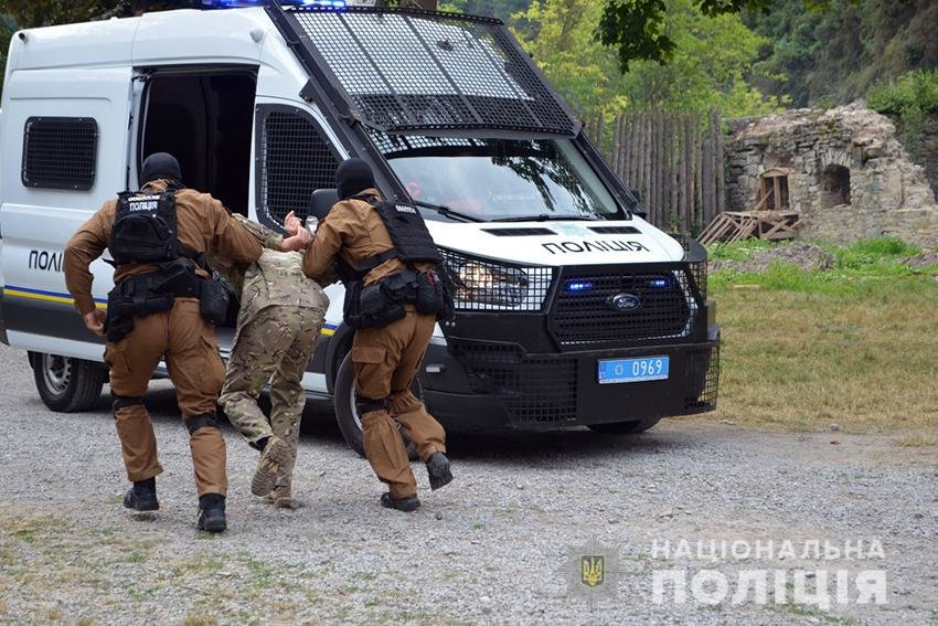 """У Кам'янці розгорнувся військово-патріотичний наметовий табір """"Chekpoint-2019"""", фото-6"""