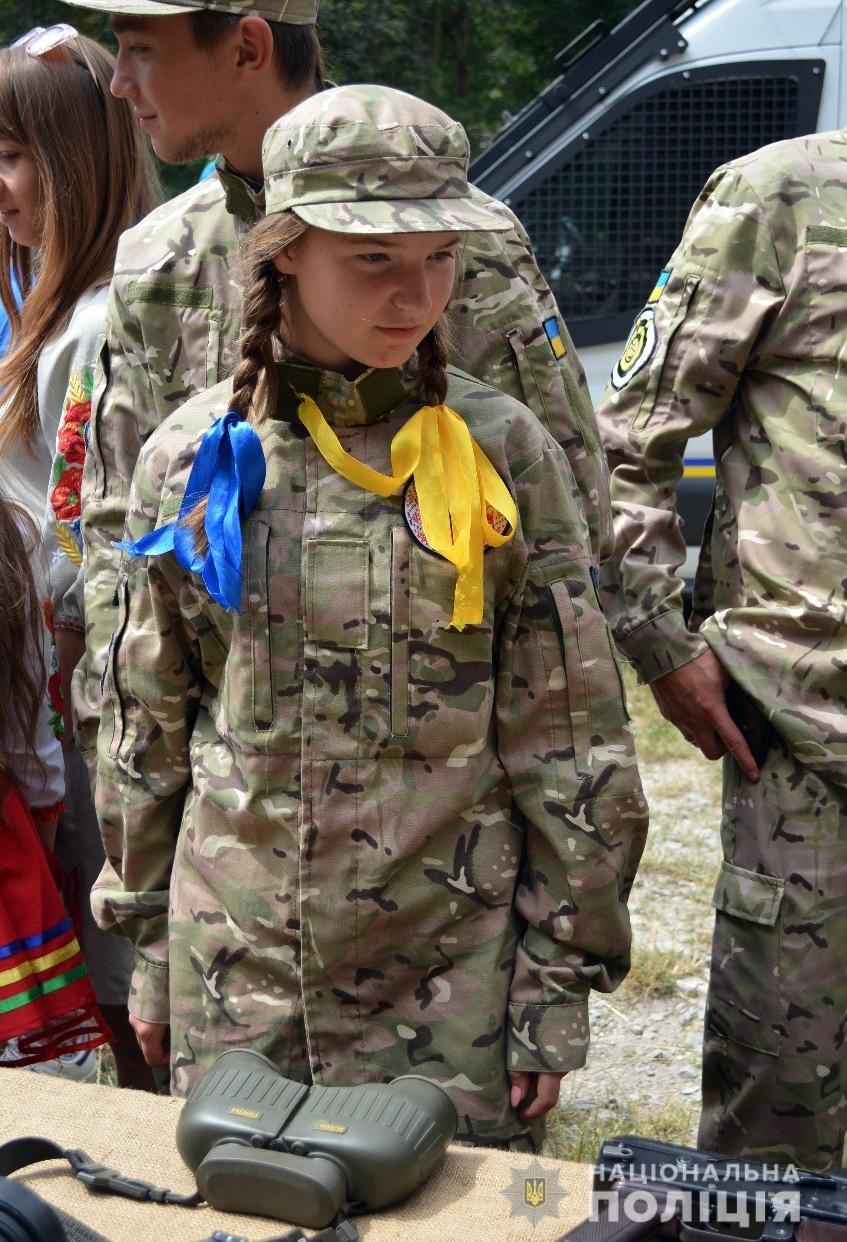 """У Кам'янці розгорнувся військово-патріотичний наметовий табір """"Chekpoint-2019"""", фото-7"""
