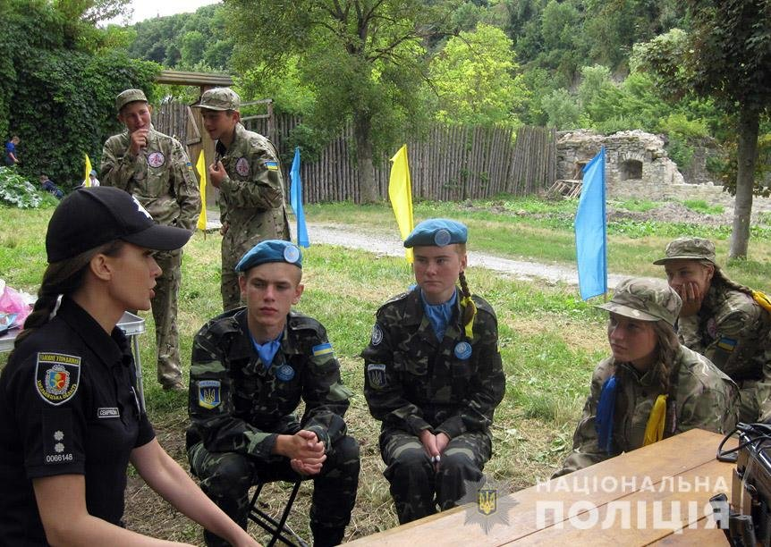 """У Кам'янці розгорнувся військово-патріотичний наметовий табір """"Chekpoint-2019"""", фото-1"""