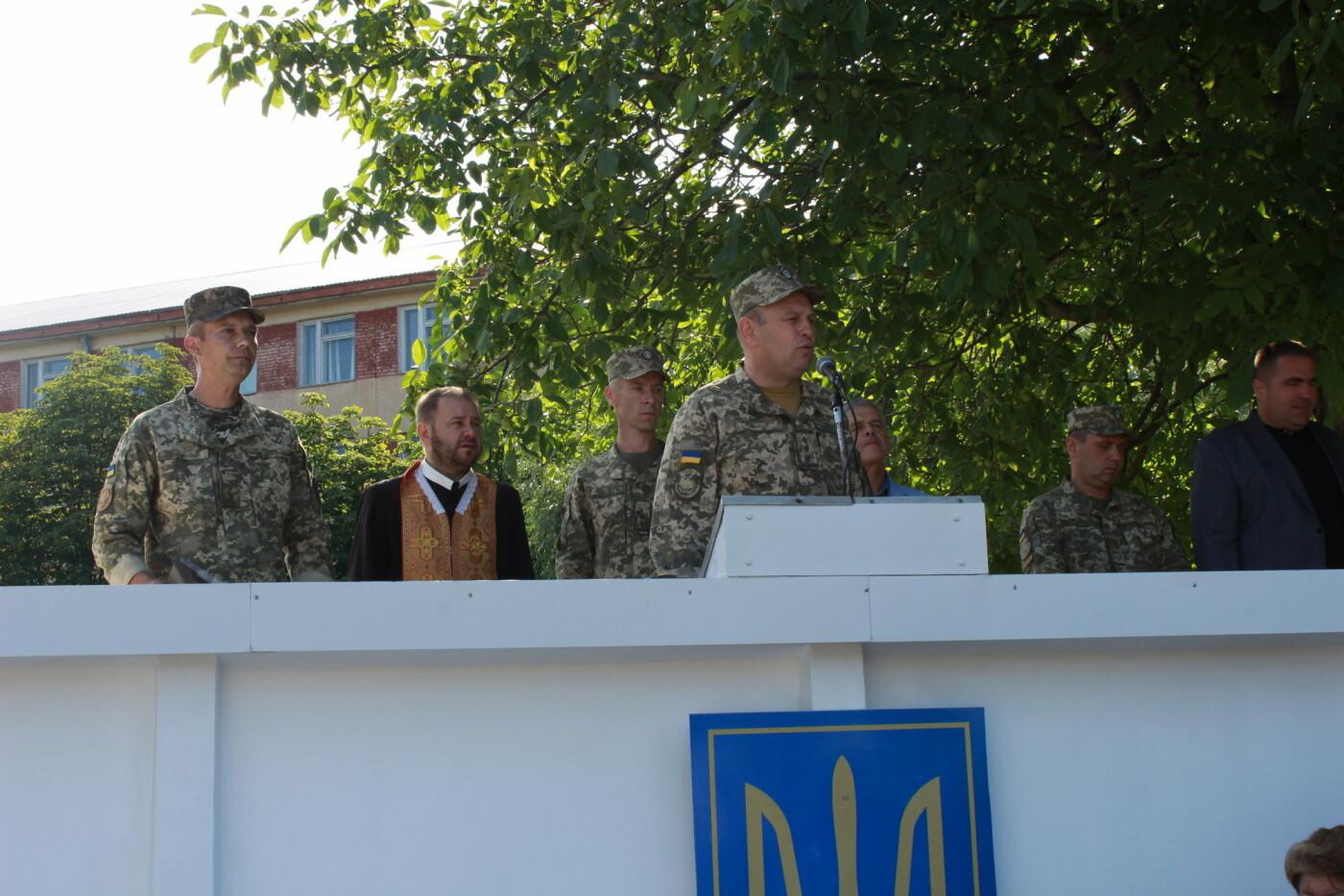 У Кам'янці 240 військовослужбовців склали присягу, фото-8, Фото: Olha Povorozniuk