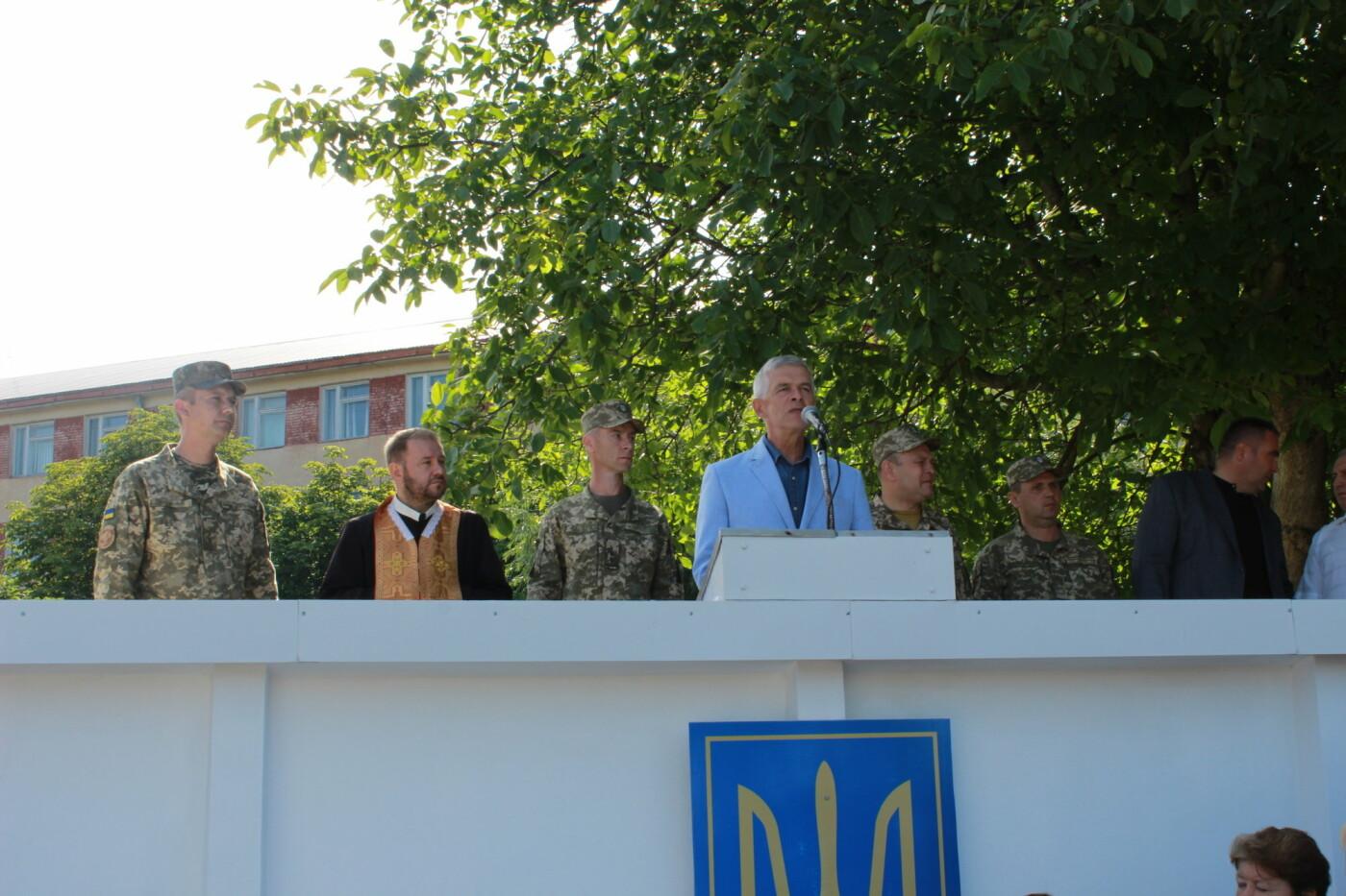 У Кам'янці 240 військовослужбовців склали присягу, фото-9, Фото: Olha Povorozniuk
