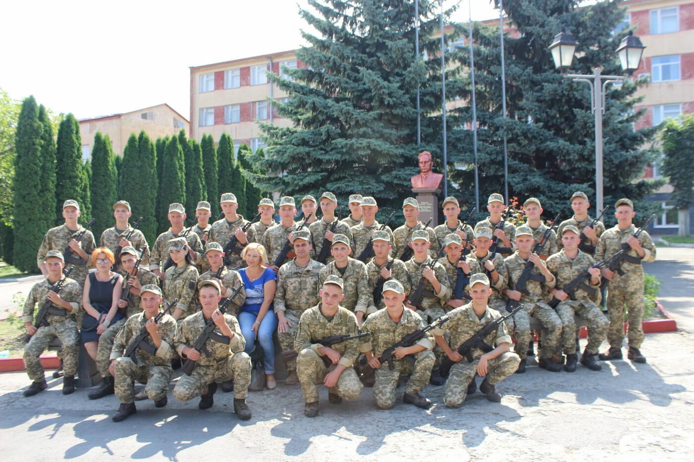У Кам'янці 240 військовослужбовців склали присягу, фото-17, Фото: Olha Povorozniuk