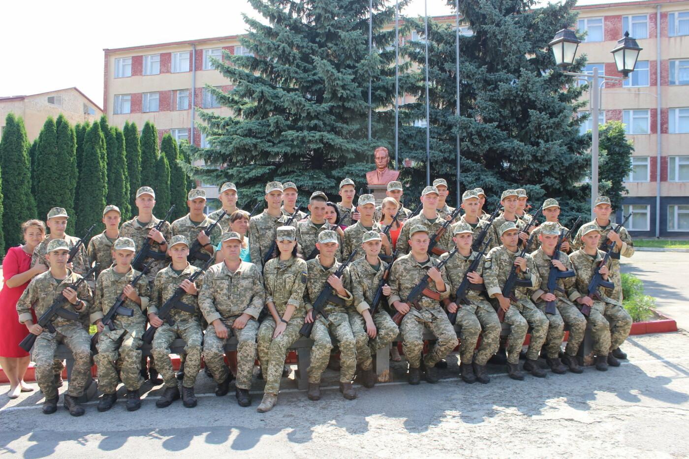 У Кам'янці 240 військовослужбовців склали присягу, фото-18, Фото: Olha Povorozniuk