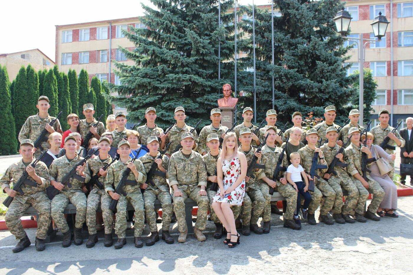 У Кам'янці 240 військовослужбовців склали присягу, фото-20, Фото: Olha Povorozniuk