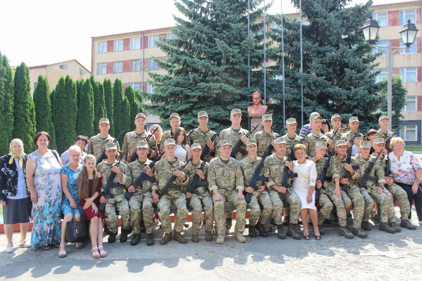 У Кам'янці 240 військовослужбовців склали присягу, фото-21, Фото: Olha Povorozniuk