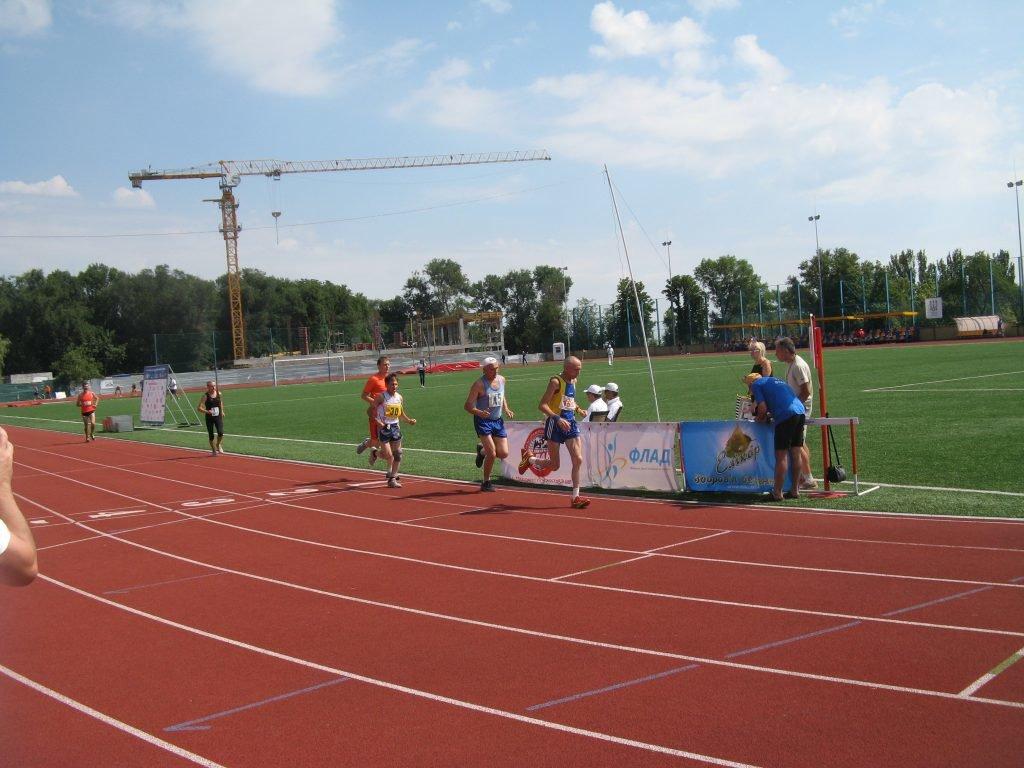 Ветерани спорту Кам'янеччини призери змагань з легкої атлетики, фото-5, Фото: Хмельницька ОДА