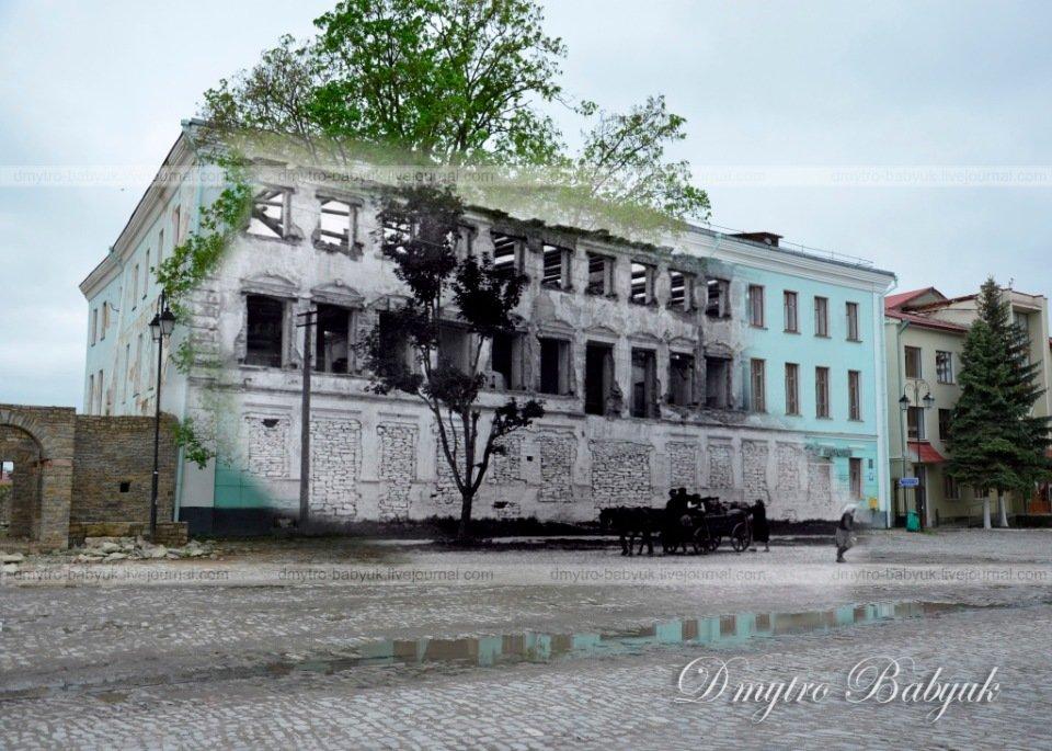 Кам'янець-Подільський у роки Другої світової війни, фото-20