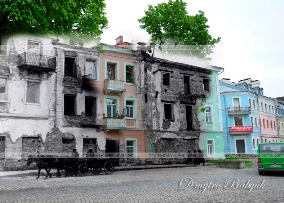 Кам'янець-Подільський у роки Другої світової війни, фото-14