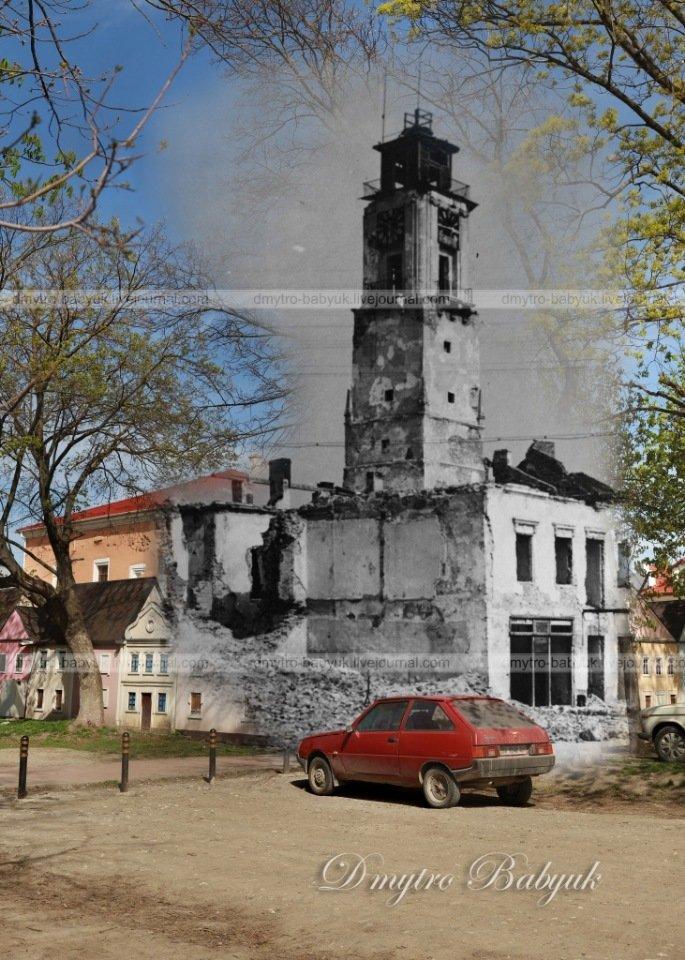 Кам'янець-Подільський у роки Другої світової війни, фото-2