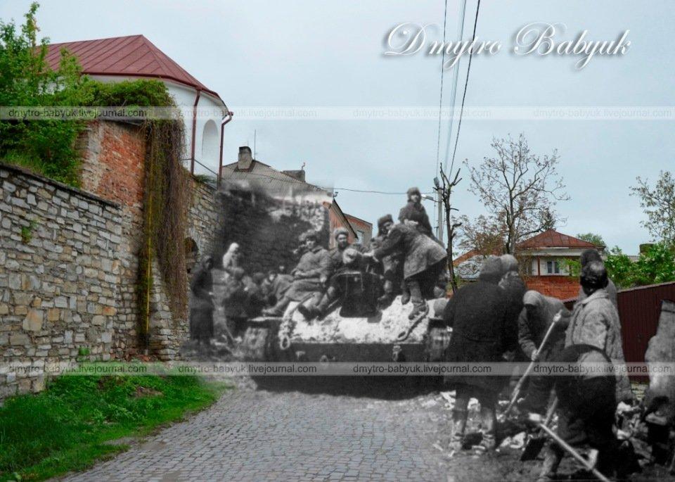 Кам'янець-Подільський у роки Другої світової війни, фото-28