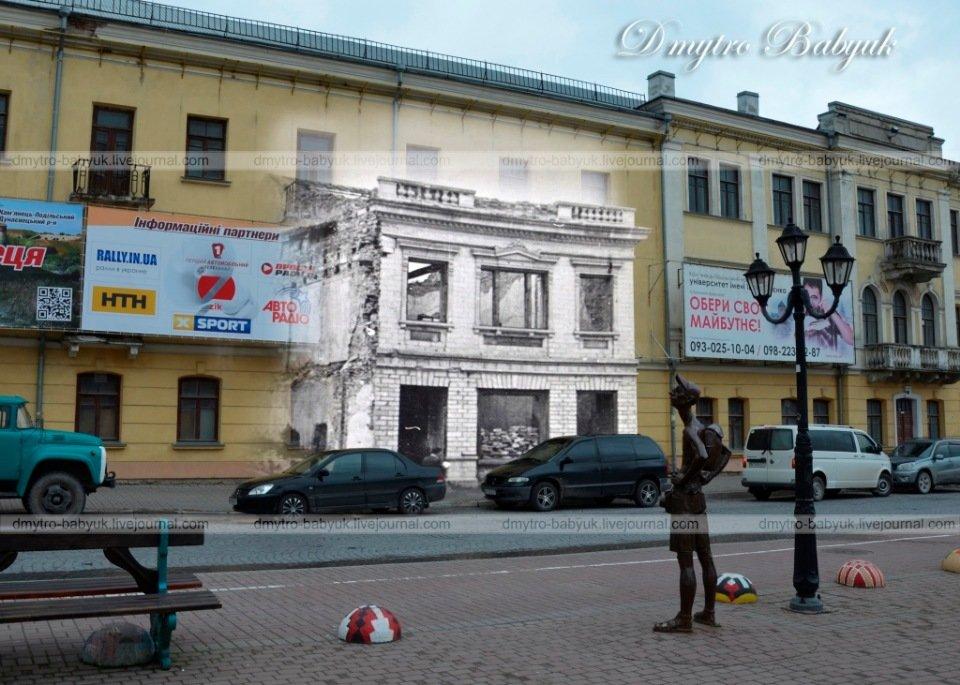 Кам'янець-Подільський у роки Другої світової війни, фото-16