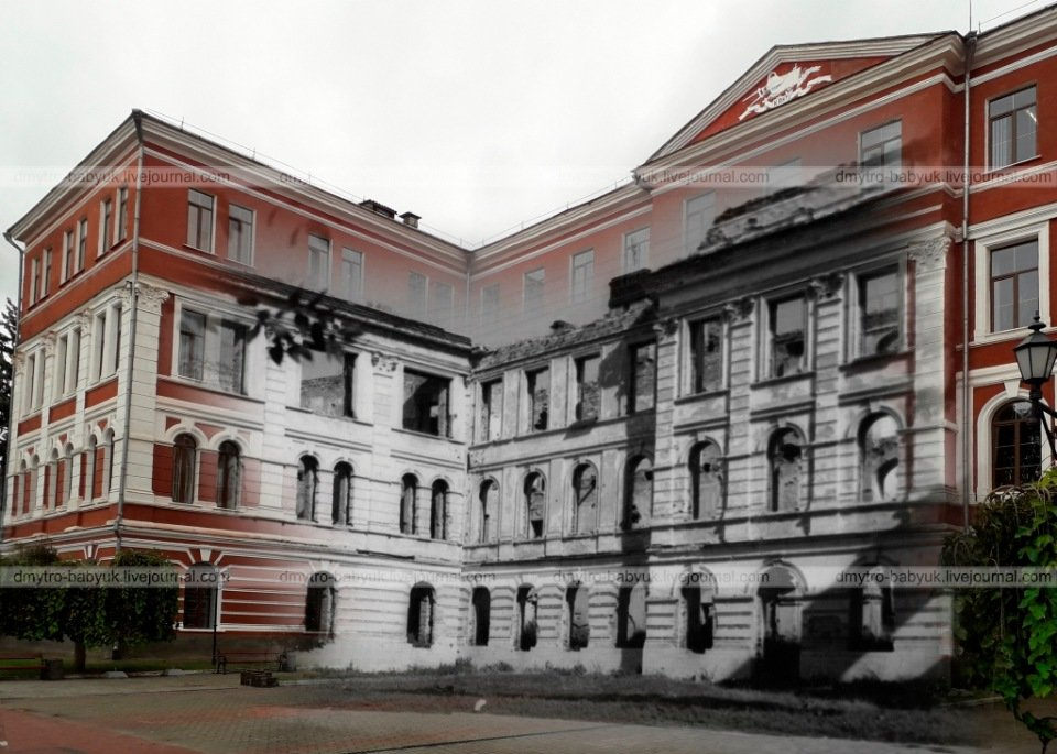 Кам'янець-Подільський у роки Другої світової війни, фото-37