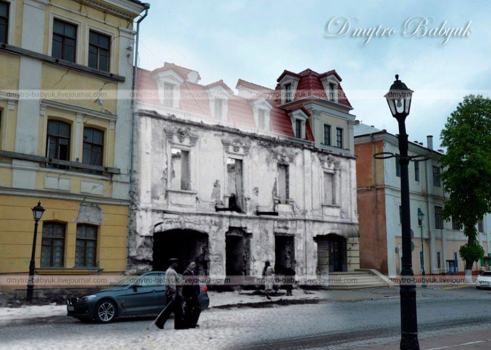 Кам'янець-Подільський у роки Другої світової війни, фото-17