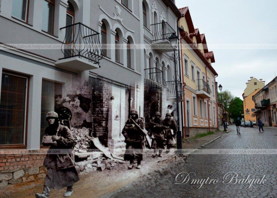 Кам'янець-Подільський у роки Другої світової війни, фото-26