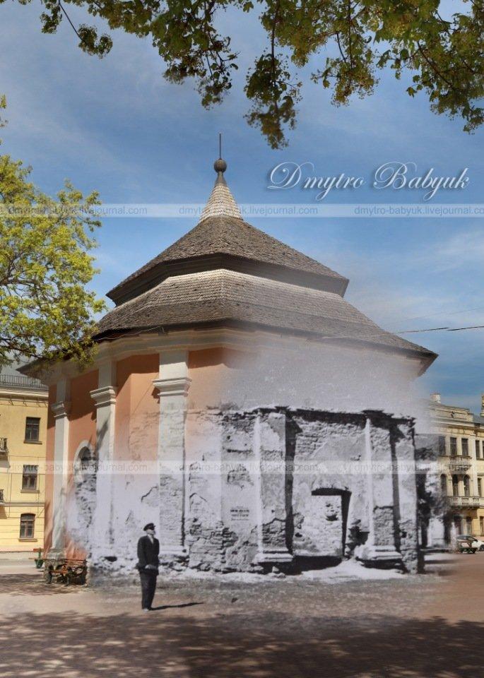 Кам'янець-Подільський у роки Другої світової війни, фото-13