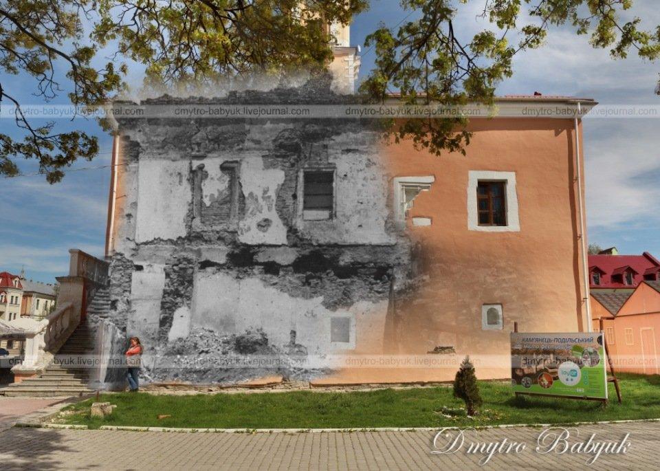 Кам'янець-Подільський у роки Другої світової війни, фото-7