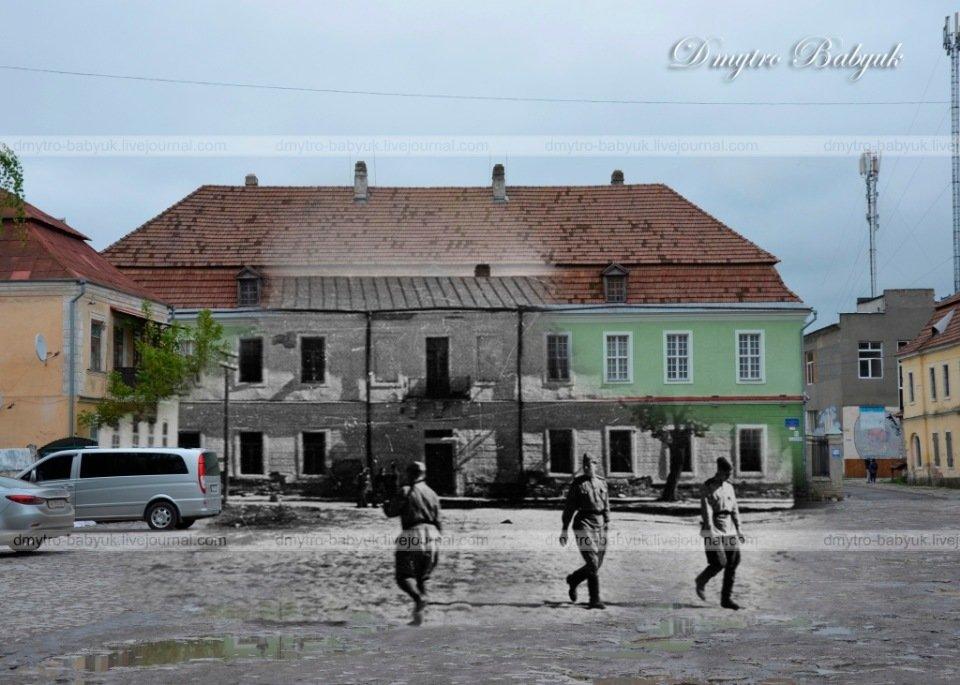 Кам'янець-Подільський у роки Другої світової війни, фото-21