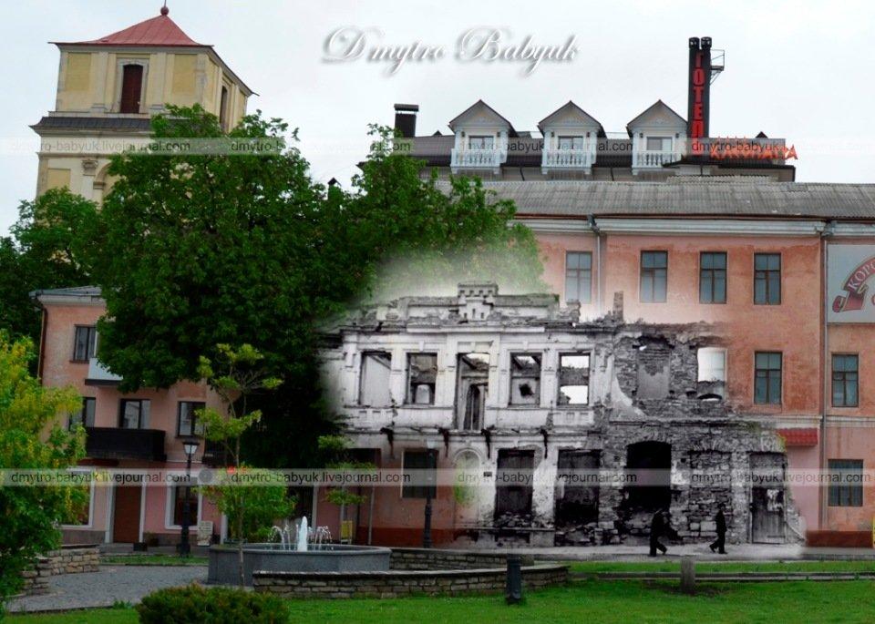 Кам'янець-Подільський у роки Другої світової війни, фото-18
