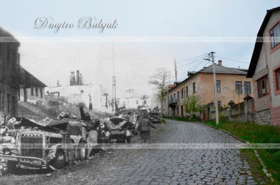 Кам'янець-Подільський у роки Другої світової війни, фото-29