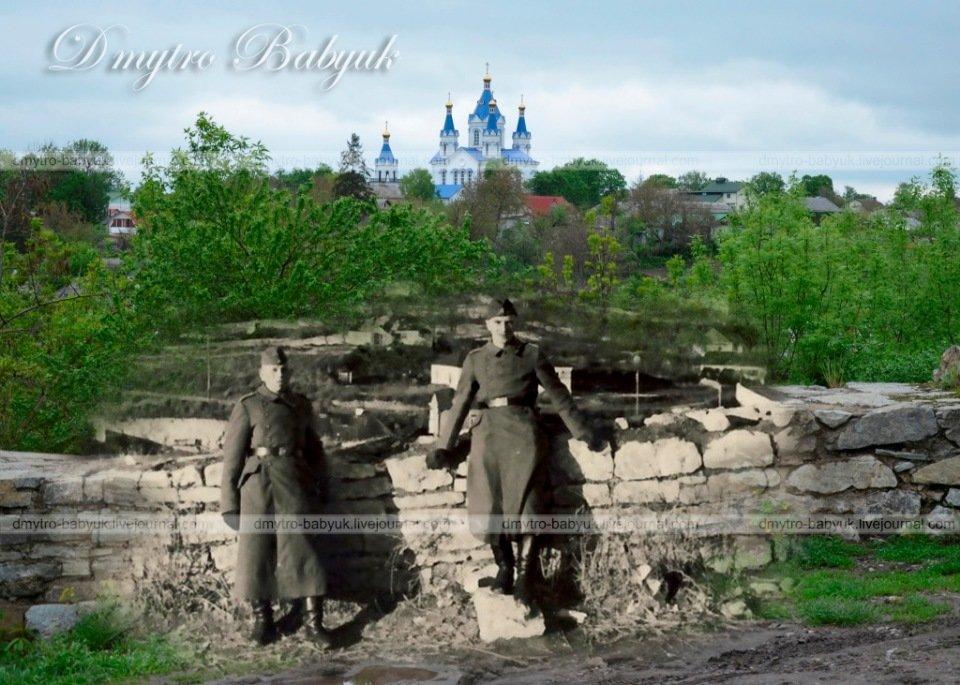 Кам'янець-Подільський у роки Другої світової війни, фото-31