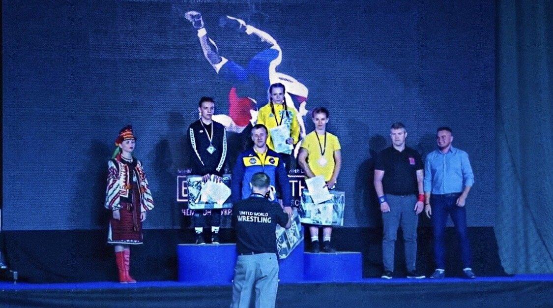 Студентки із Кам'янця здобули медалі чемпіонату України, фото-1