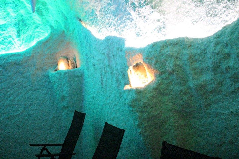 У Кам'янці-Подільському відкрили сольову кімнату, фото-2, Фото: Володимир Мельниченко, Фейсбук