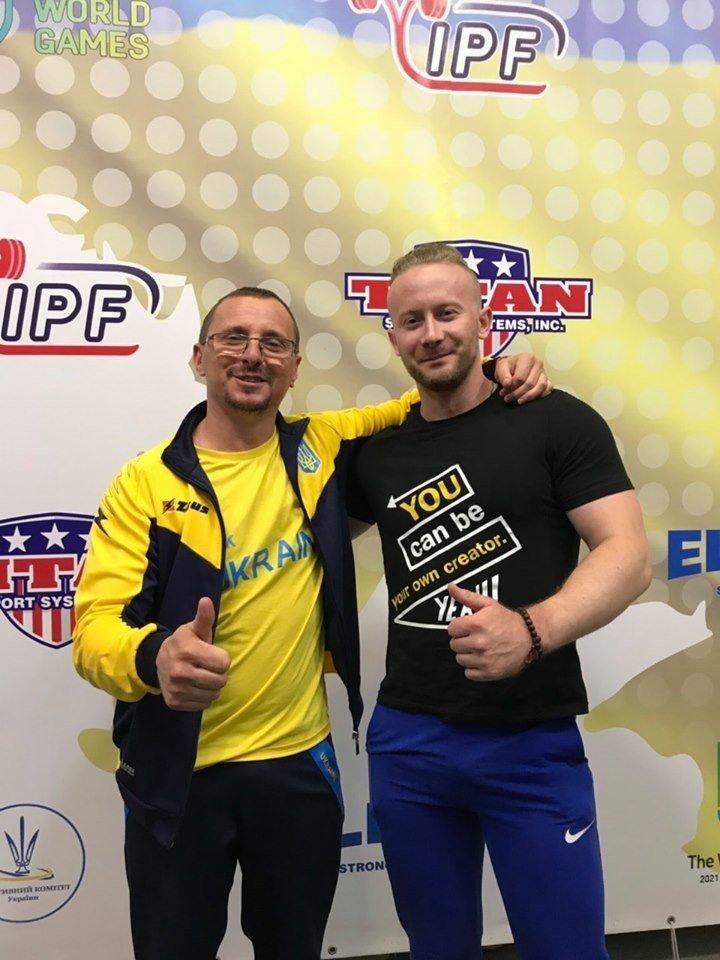 На фото: Владислав Боднар