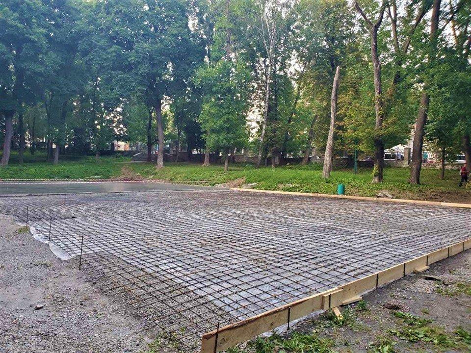 У Кам'янці-Подільському продовжується будівництво скейт-парку, фото-3