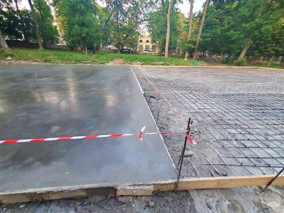 У Кам'янці-Подільському продовжується будівництво скейт-парку, фото-2