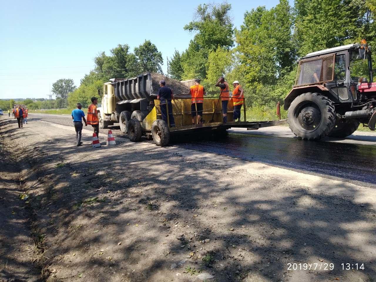 У селі Оринин відремонтували дорогу, фото-3, Фото: Прес-служба САД у Хмельницькій області