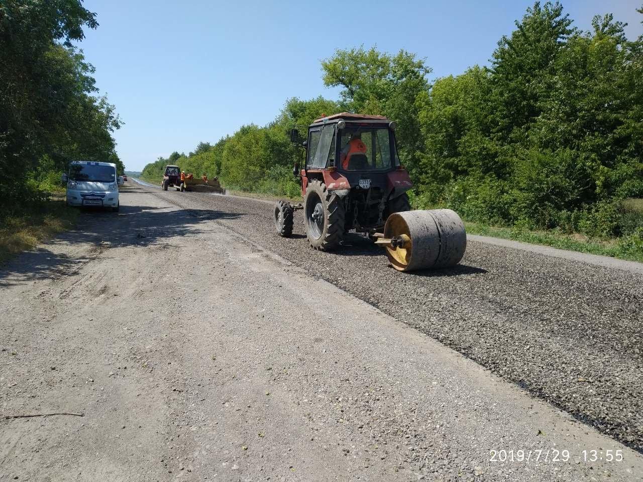 У селі Оринин відремонтували дорогу, фото-4, Фото: Прес-служба САД у Хмельницькій області