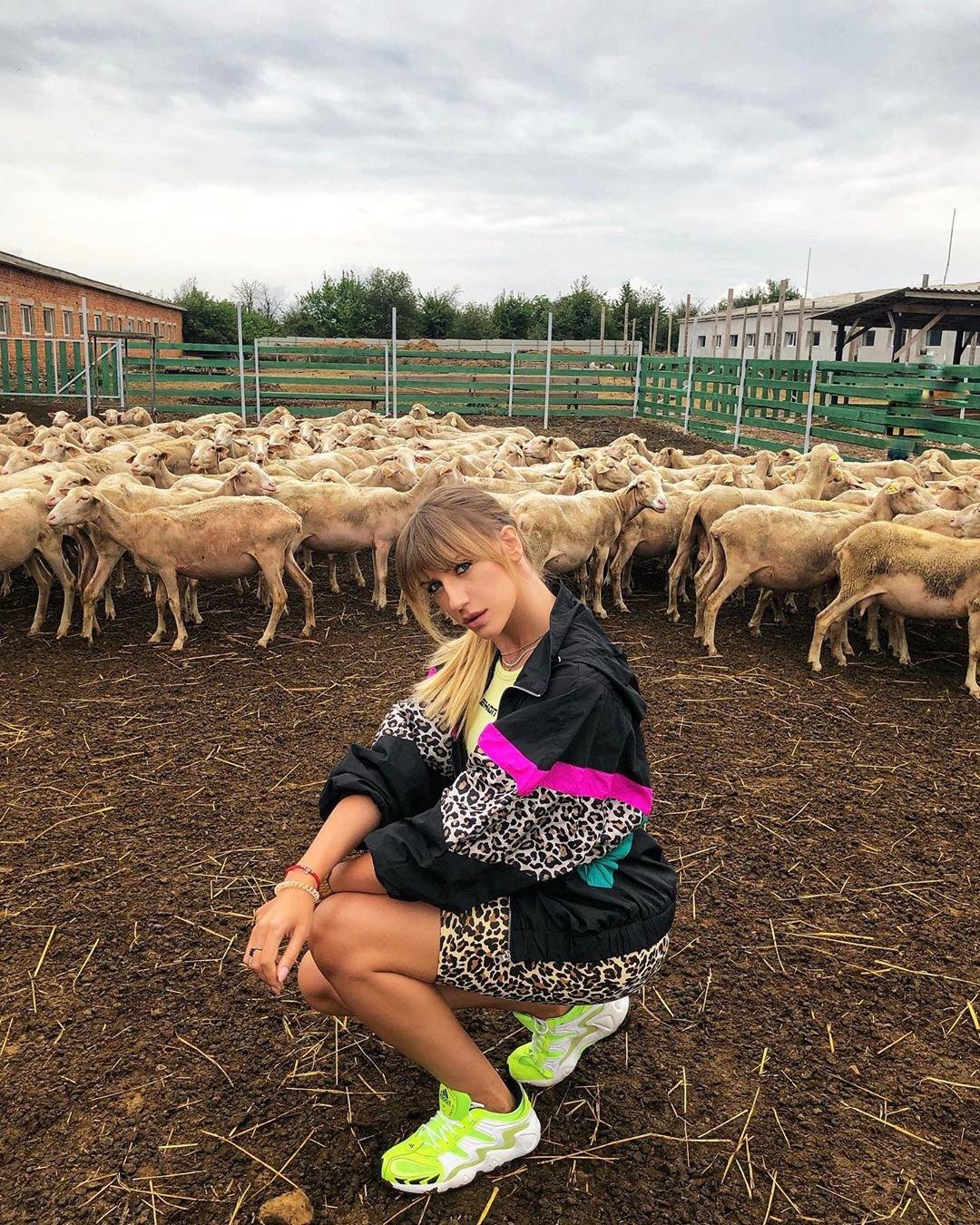 Леся Нікітюк завітала у Кам'янець-Подільський, фото-1