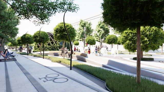 У Кам'янці розпочинають будівництво підземного торгівельного центру, фото-1, Фото: Кам'янець-Подільська міська рада