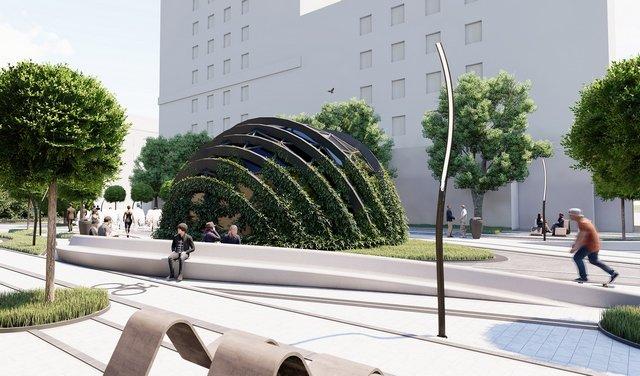 У Кам'янці розпочинають будівництво підземного торгівельного центру, фото-2, Фото: Кам'янець-Подільська міська рада