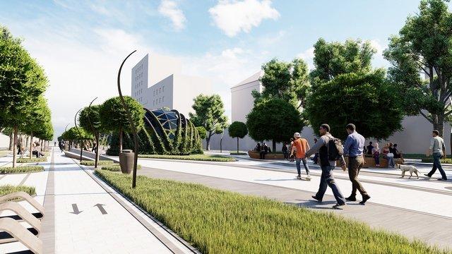 У Кам'янці розпочинають будівництво підземного торгівельного центру, фото-3, Фото: Кам'янець-Подільська міська рада