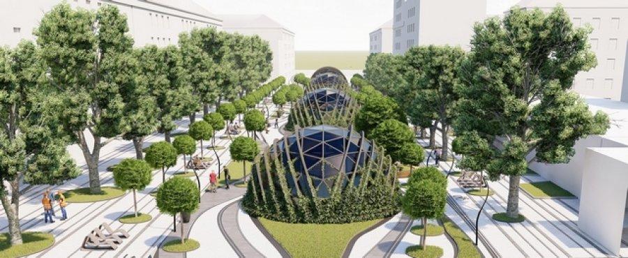 У Кам'янці розпочинають будівництво підземного торгівельного центру, фото-5, Фото: Кам'янець-Подільська міська рада