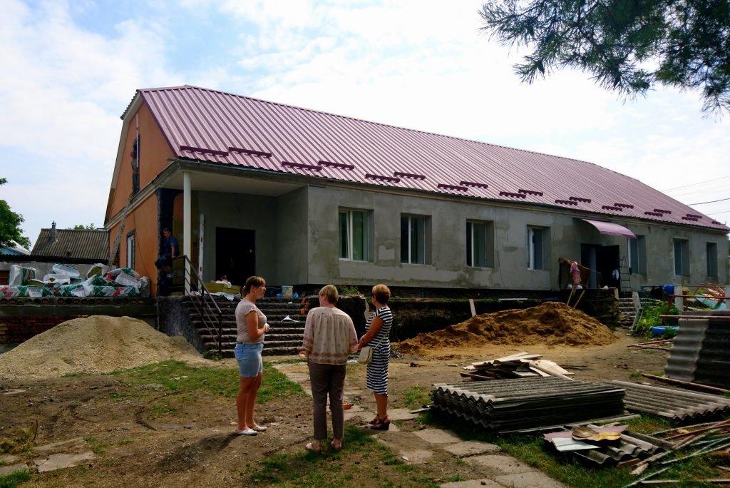 У Кам'янці-Подільському проінспектували хід будівельних робіт на об'єктах, що фінансуються за кошти держбюджету, фото-1