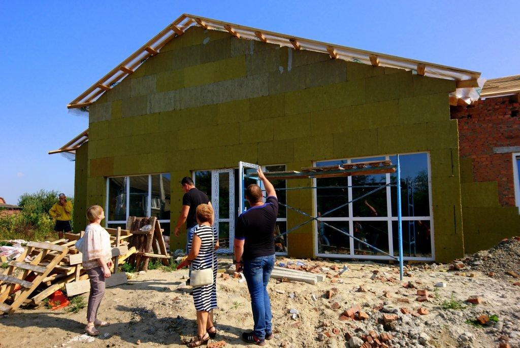 У Кам'янці-Подільському проінспектували хід будівельних робіт на об'єктах, що фінансуються за кошти держбюджету, фото-2