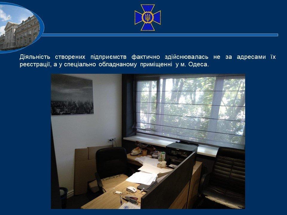 СБУ припинили незаконну діяльність колишніх працівників ДАБІ та юстиції , фото-1