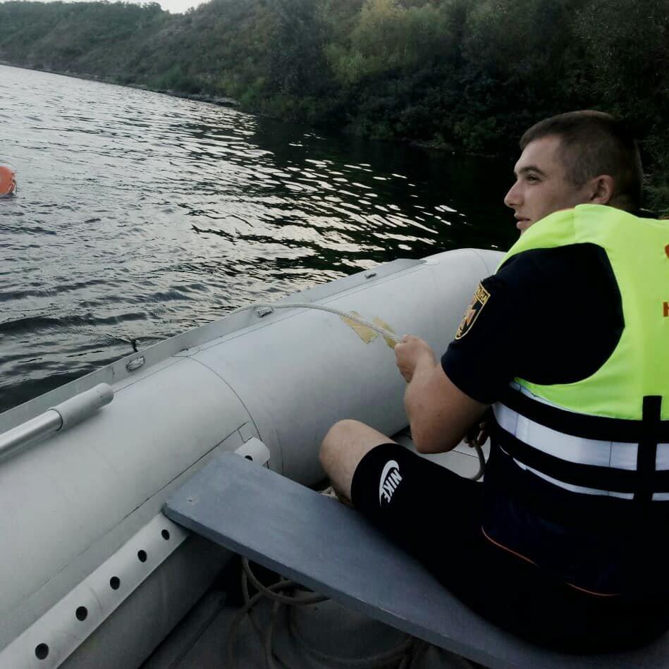 """На річці Смотрич врятували двох чоловіків, фото-4, Фото: """"Служба порятунку 101 Кам'янець-Подільський"""""""