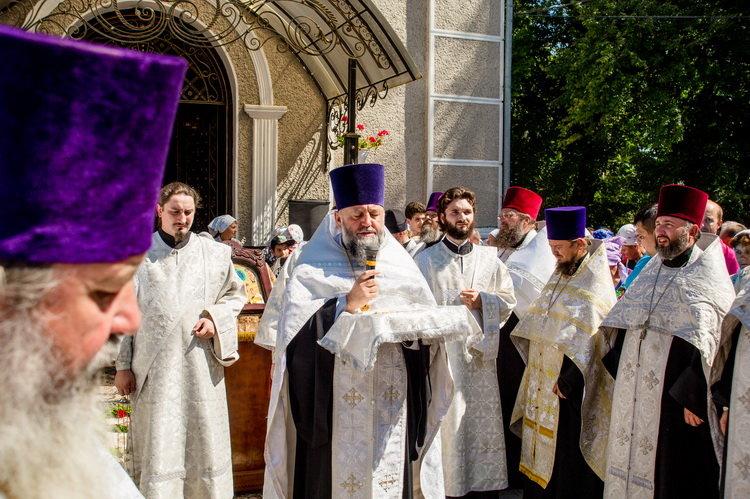 Хресний хід до Почаєва: понад 20 тисяч вірян вийшли з Кам'янця-Подільського, фото-15, Фото: СПЖ