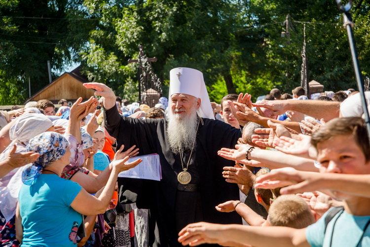 Хресний хід до Почаєва: понад 20 тисяч вірян вийшли з Кам'янця-Подільського, фото-12, Фото: СПЖ