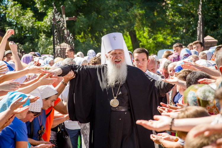 Хресний хід до Почаєва: понад 20 тисяч вірян вийшли з Кам'янця-Подільського, фото-13, Фото: СПЖ