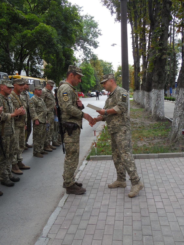 Зі зони ООС повернулись військові Центру розмінування, фото-2, Фото: Центр розмінування
