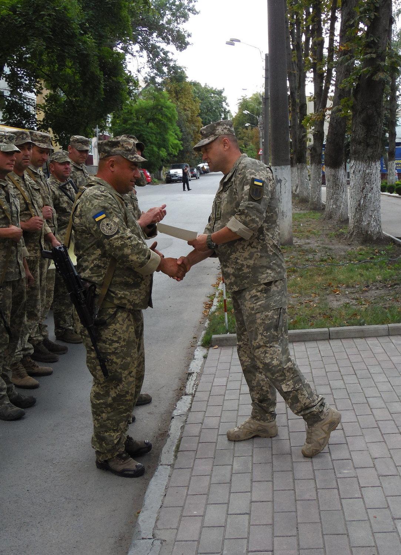 Зі зони ООС повернулись військові Центру розмінування, фото-3, Фото: Центр розмінування