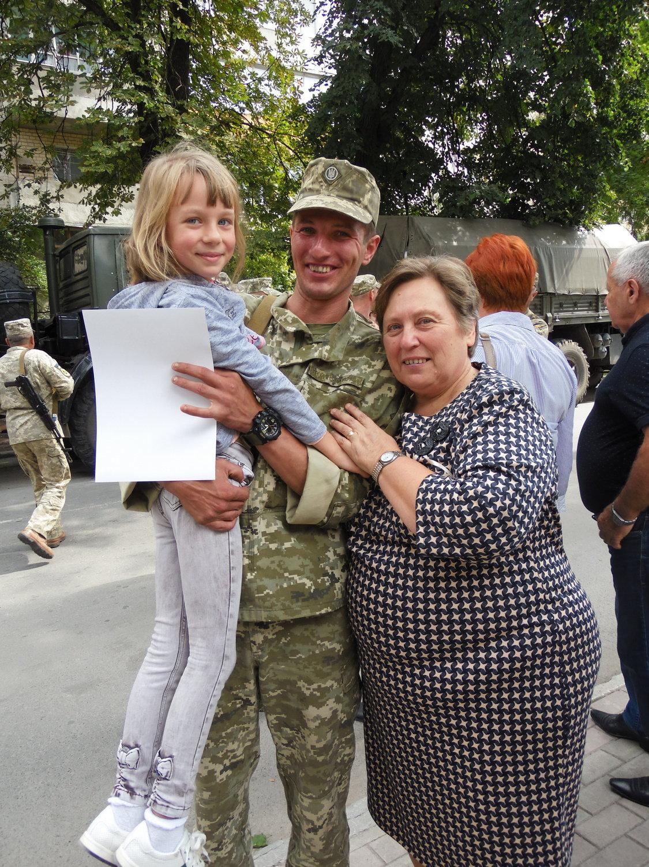 Зі зони ООС повернулись військові Центру розмінування, фото-5, Фото: Центр розмінування